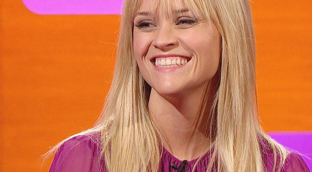 Reese Witherspoon is pregnant with her third child