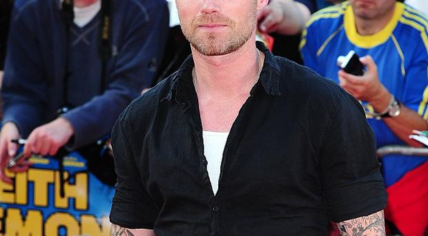 Ronan Keating has been talking about his marriage split