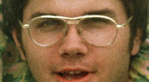 Mark Chapman was sentenced to 20 years to life in prison for shooting John Lennon (AP)