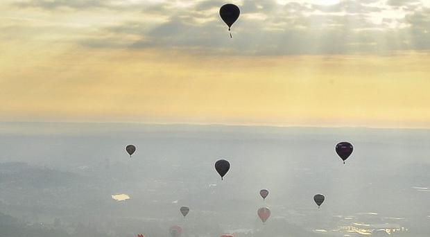 Four people died in the hot air balloon crash in Slovenia