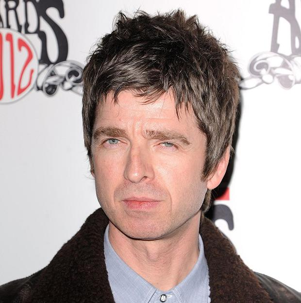 Noel Gallagher says he was the best-dressed roadie