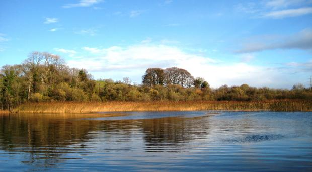 Lower Lough Erne. Submitted by Colm McKenna