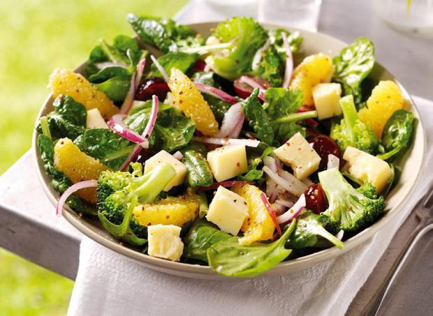 Super summer salad