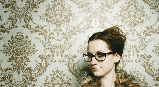 Ingrid Michaelson said she writes her best music when she's sad
