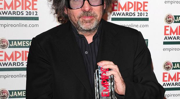 Tim Burton's film Frankenweenie will open the 2012 London Film Festival
