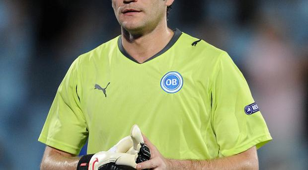 Roy Carroll is once again playing for Northern Ireland