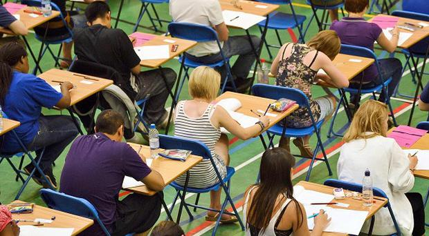 The percentage of Northern Ireland students with top GCSE results has risen again
