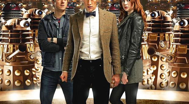 Doctor Who could 'go on forever' according to show supremo Steven Moffat