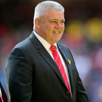 Warren Gatland is expected to be named as British and Irish Lions coach soon