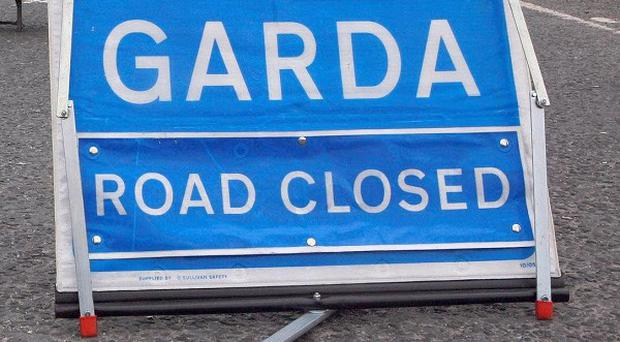 A woman died when two cars collided at Ballagh on the Delvin Road outside Mullingar, Garda said