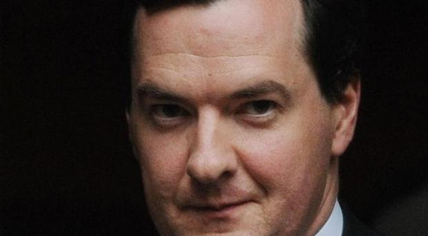 A think-tank says George Osborne will fail to eliminate Britain's structural deficit by 2015