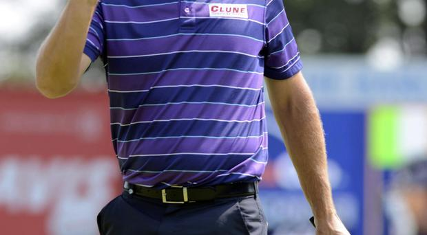 Padraig Harrington is determined to be part of Europe's Ryder Cup team in 2012