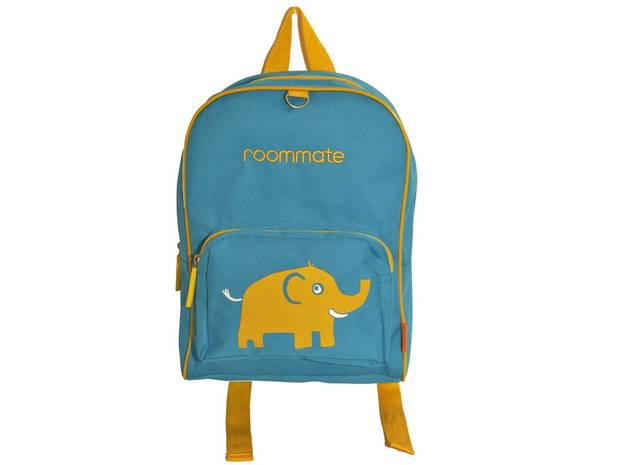 Roomate Backpack nordicelements.com, £20 If you want something stylish better go Scandi, and these cute backpacks are no exception. The shoulder straps are fully adjustable and there's a chest belt too, while inside they are fully lined.