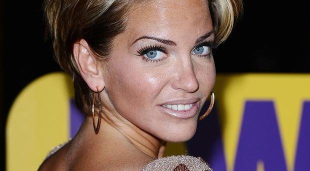 Sarah Harding says Girls Aloud are nostalgic about their decade together
