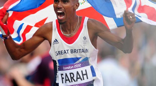 Mo Farah's 5,000m and 10,000m double win was among the highlights of the 2012 London Olympics