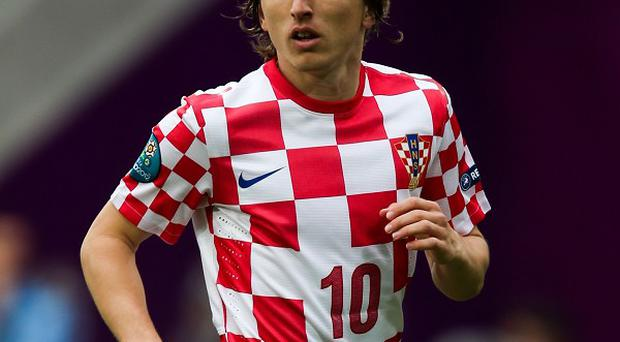 Luka Modric says he has joined 'the best club in the world' after moving to Real Madrid