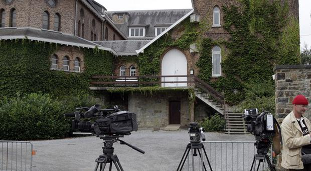 The convent where Michelle Martin will live (AP)