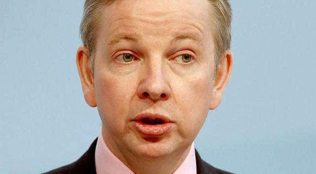 Michael Gove said the Holt Review was right that employers need the power and freedom to shape apprenticeships