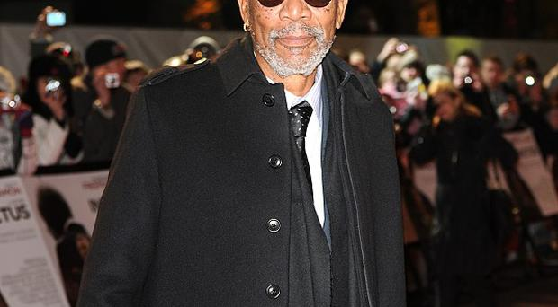 Morgan Freeman could star in Lego: The Piece Of Resistance