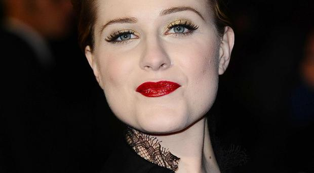 Evan Rachel Wood might be playing a trucker in a new film