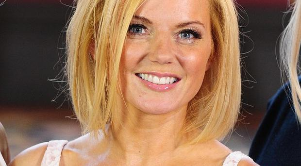 Geri Halliwell is apparently stepping out with Russell Brand