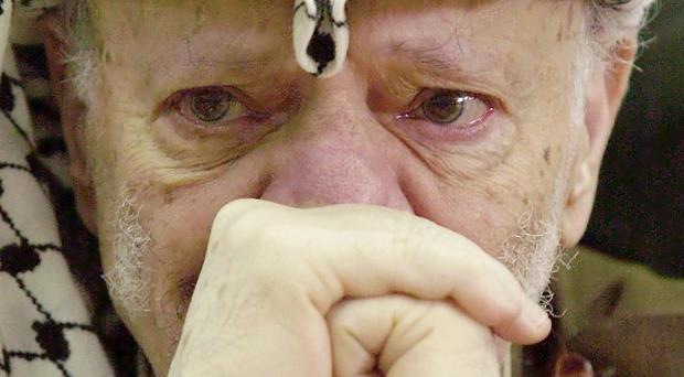 France is investigating former Palestinian leader Yasser Arafat's death (AP)