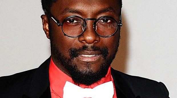The Black Eyed Peas star Will.i.am