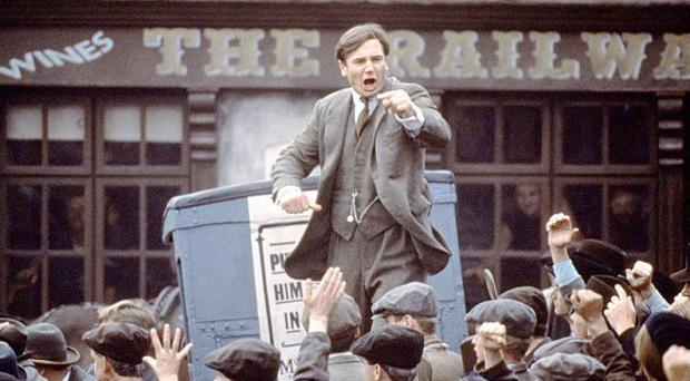 To Russia with love: Collins, played by Liam Neeson, was happy to develop relations with Lenin while taking US money