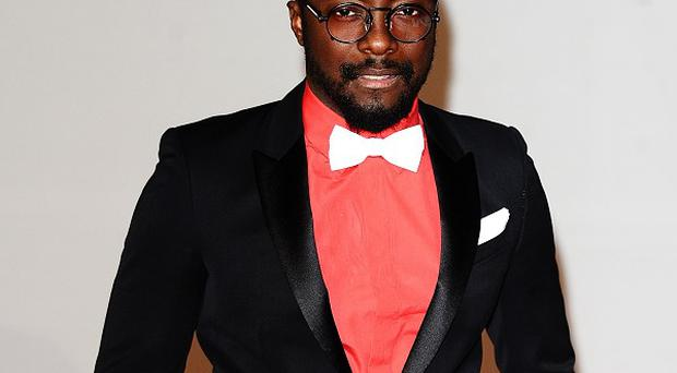 The Black Eyed Peas singer's new song is called Reach For The Stars