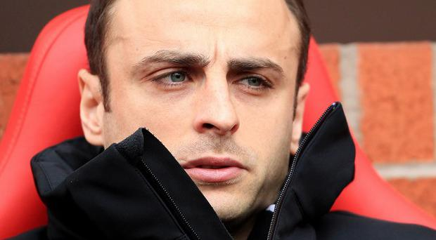 Dimitar Berbatov looks set to join Fulham