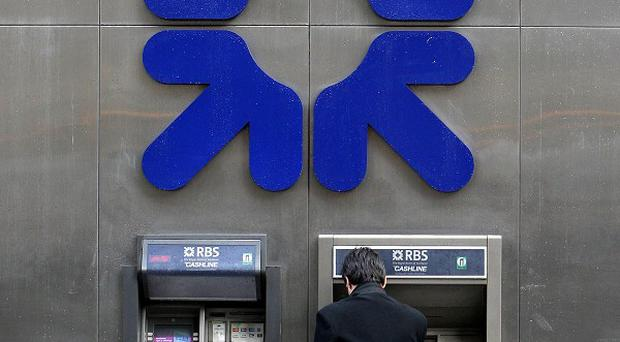 RBS and Lloyds TSB have been urged to lift restrictions on who can use their cash machines
