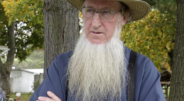 Prosecutors allege Samuel Mullet wielded complete control over followers at his Amish settlement ( AP/Amy Sancetta)