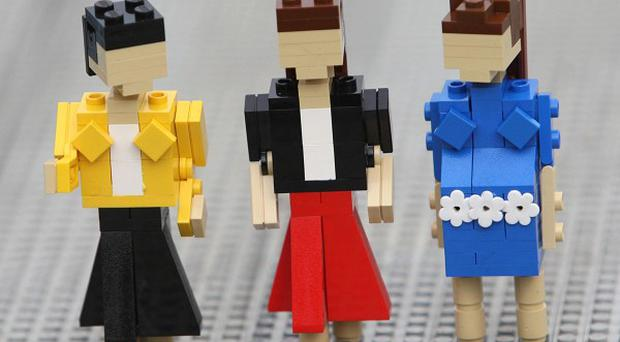 Lego has posted a rise in profits