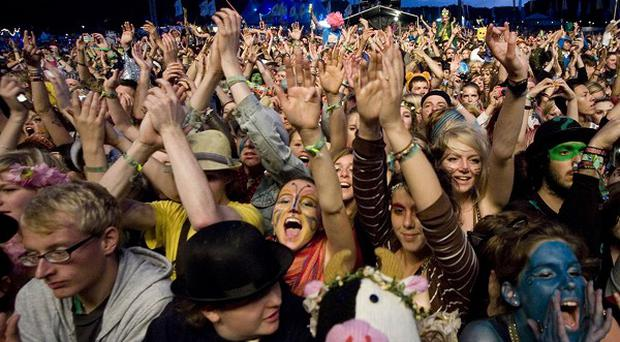 Bestival will be the first UK festival to be streamed live on YouTube (Bestival/PA)