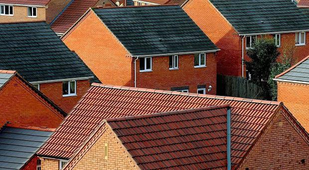 Central Statistics Office figures showed 128,000 mortgages across Ireland are behind on repayments