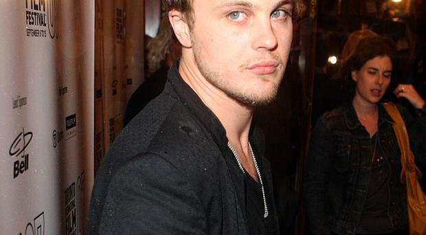 Michael Pitt will play Mary Pickford's first husband on screen