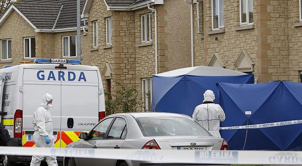 A man has been arrested following the murder of a mother-of-three on the College Manor estate, Dundalk, Co Louth