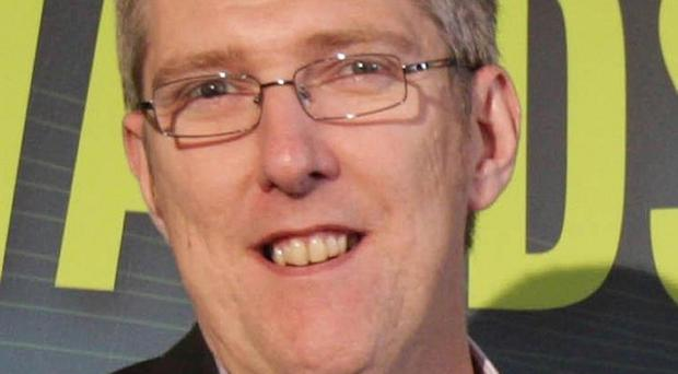 Stormont Education Minister John O'Dowd has condemned a death threat which was emailed to a headteacher