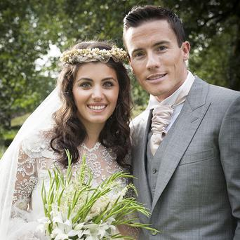 Katie Malua and James Toseland married at the Royal Botanic Gardens in Kew, west London