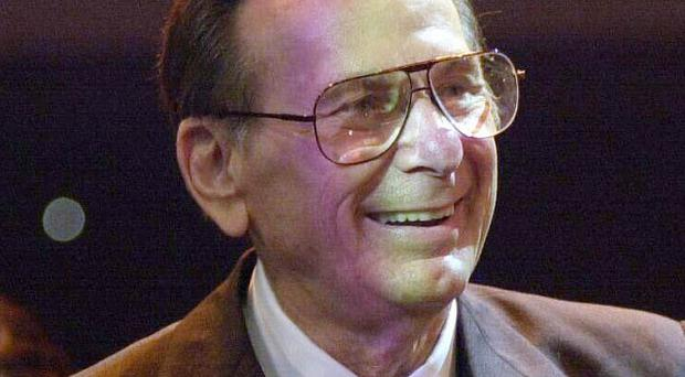 Songwriter Hal David has died aged 91