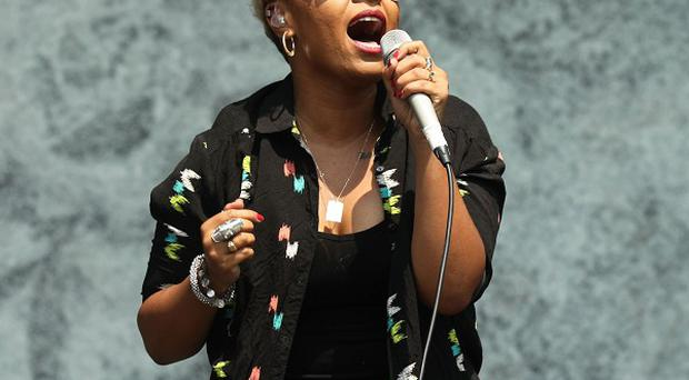 Emeli Sande has had chart success with Our Version Of Events