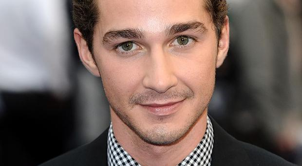 Shia LaBeouf next stars in the Prohibition drama Lawless