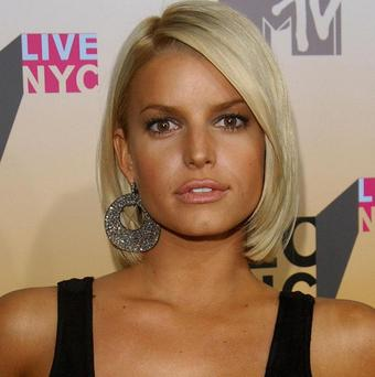 Jessica Simpson hopes people will eventually get bored of talking about her weight