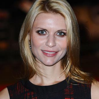 Claire Danes has been filming the second series of Homeland while she is pregnant