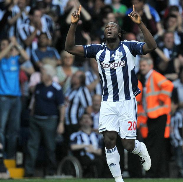 Romelu Lukaku is determined to forge his own identity at West Brom