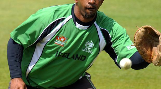 Phil Simmons, pictured, welcomes Craig McDermott as Ireland's new bowling coach and consultant