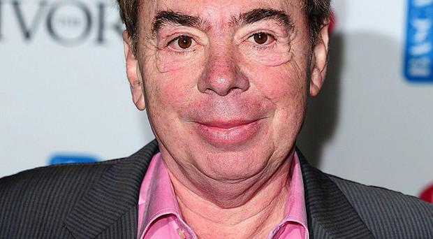 Andrew Lloyd Webber is in talks with ITV about another show