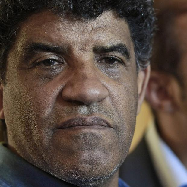 Former Libyan spy chief Abdullah al-Senoussi has been extradited back to the country from Mauritania (AP)