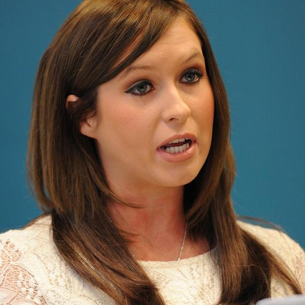 Brooke Kinsella urged people to elect PCCs who will consider the needs of victims and crime witnesses