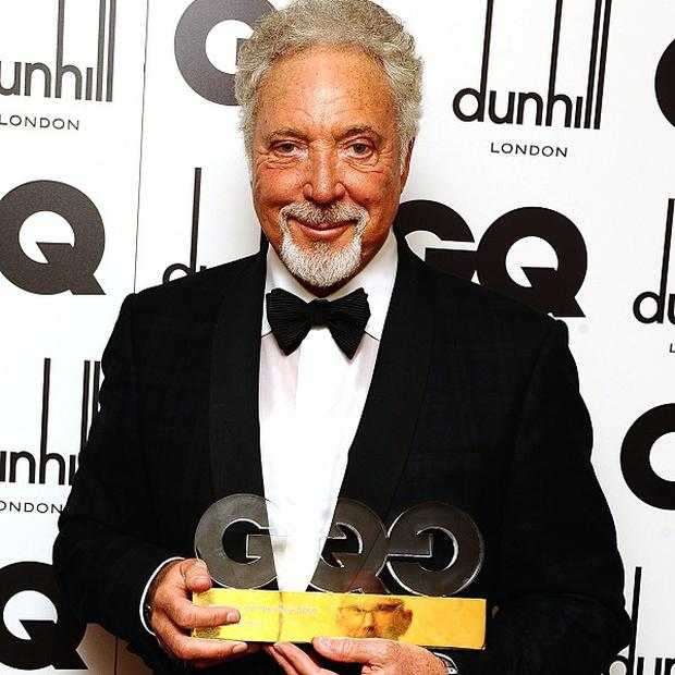 Sir Tom Jones would like more acting roles